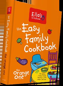 Cookbook orangeone
